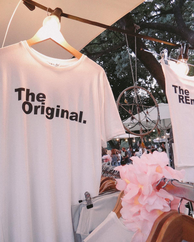 T shirt zelf ontwerpen
